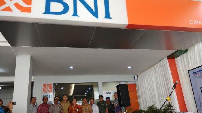 Bni Buka Kantor Kas Di Cipadung Bandung Timur Tribun Jabar