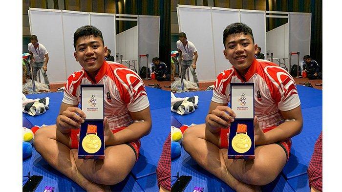 Jauh dari Orang Tua, Pelajar Cianjur Peraih Emas SEA Games Cabor Judo Ingin Pulang ke Bali