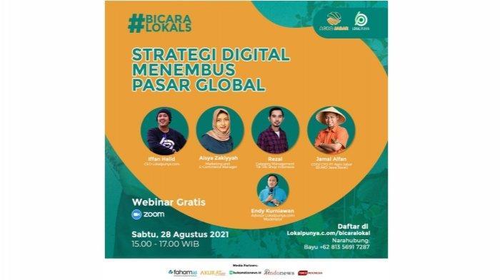 Strategi Digital Menembus Pasar Global