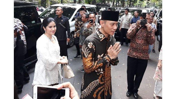Puan Maharani Unggah Momen Kehangatan Megawati dengan Anak SBY Saat Idulfitri