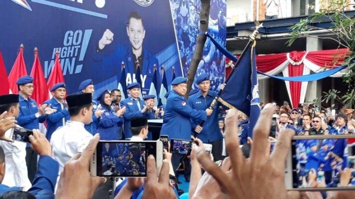 UmarArsal Tegaskan Tak Ada Dinasti di Partai Demokrat Meski SBY, AHY, dan Ibas Punya Posisi Penting