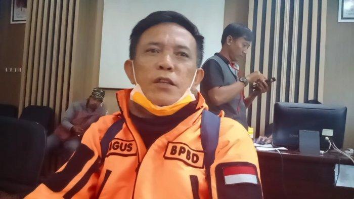 Kepala Sekretariat Tim Gugus Tugas Percepatan Pandemi Covid-19 Kuningan/Kepala BPBD Kuningan, Agus Mauludin