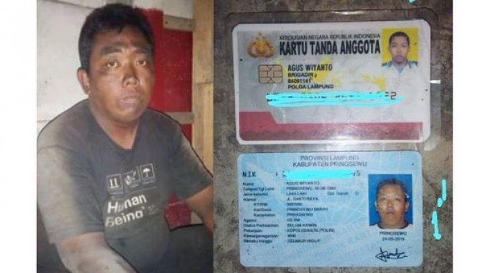 VIRAL, Seorang Polisi Telantar di Pelabuhan Merak 10 Hari, Ini Faktanya