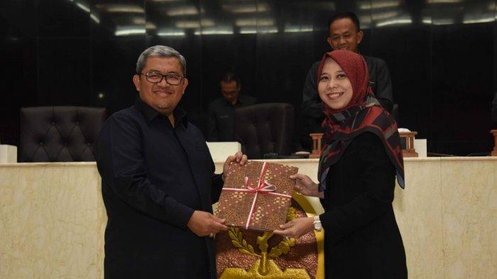 LKPJ-AMJ Gubernur Jabar Selesai Dibahas DPRD, Aher Beri Apresiasi Tinggi