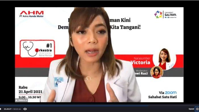 Siapkan Kartini Kesehatan, AHM Gelar Edukasi Bagi Kader Posyandu
