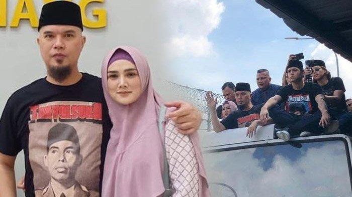 Blak-blakan, Mulan Jameela Ceritakan Kondisi Rumah Tangga Saat Ahmad Dhani Masih di Penjara