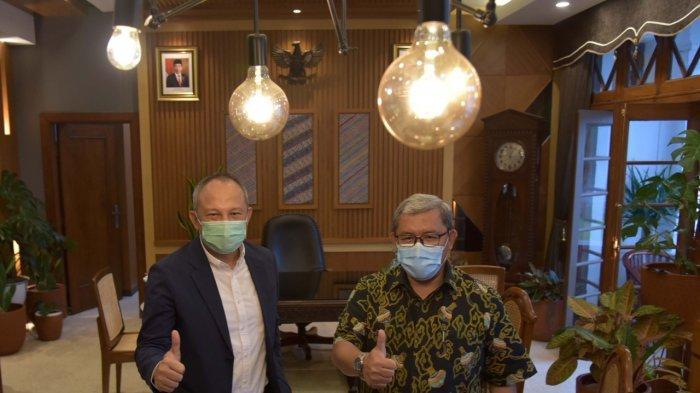 Masih Ingat Ahmad Heryawan? Mantan Gubernur Jabar Ini Sudah 2 Kali Vaksin, ''Saya Baik-baik Saja'
