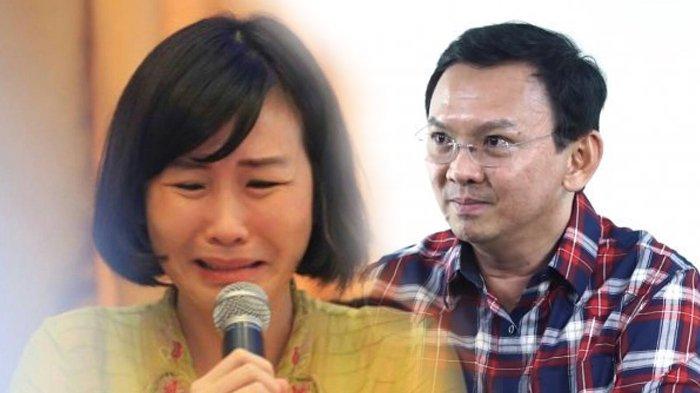 Veronica Tan Sempat Ngaku Dipaksa, Saat Ditanya Kenapa Mau Dinikahi Ahok Padahal Tak Pacaran