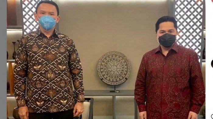 Ahok Disebut Akan Jadi Menteri Investasi, Ini Nama-nama Calon Kuat Menteri Baru Jokowi