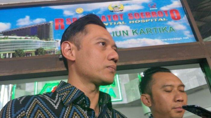 Soal Jatah Kursi Menteri, Putra SBY Sebut Demokrat Hanya Jadi Penonton