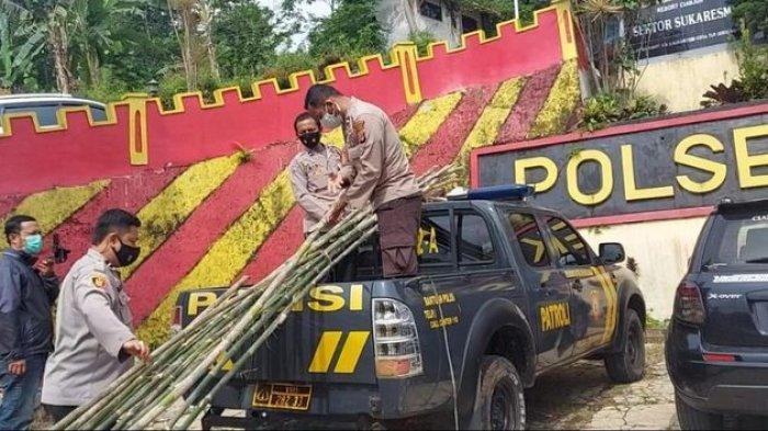 Kisah Aipda Citro, Tiga Tahun Bantu Bangun Rumah Warga Miskin, Polisi Berprestasi Wakili Cianjur