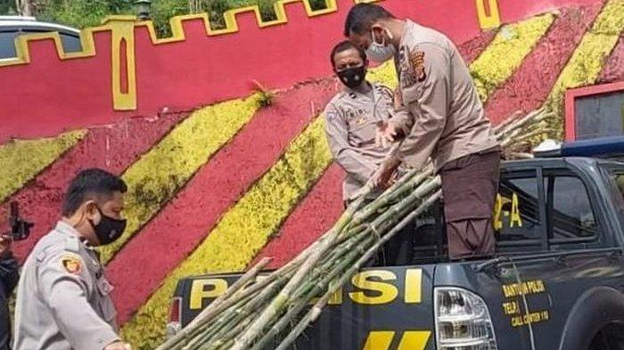 SOSOK Aipda Citro, Berprestasi Wakili Cianjur, Polisi Pendiam yang Bangun Banyak Rumah untuk Warga