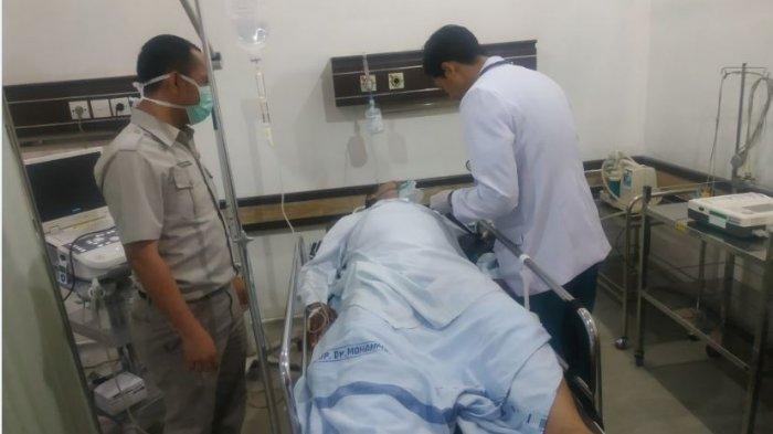 Peluru Bersarang di Perut Aiptu Yashudi yang Ditembak Saat Berusaha Gagalkan Pencurian