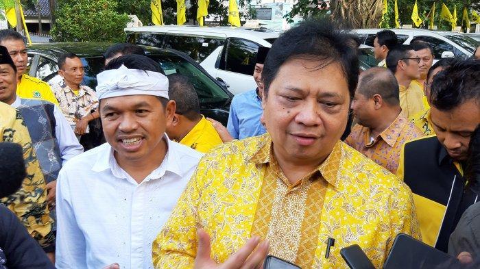 Golkar Tegaskan Koalisi Pendukung Jokowi Solid