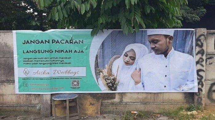 HEBOH, Ajakan Menikah Muda Aisha Weddings Pernikahan Usia Anak, Begini Tanggapan Menteri PPPA