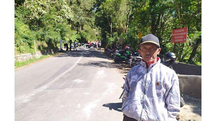 Kesaksian Kakek Pedagang Bandrek, Turun Terakhir Saat Tangkuban Perahu Erupsi