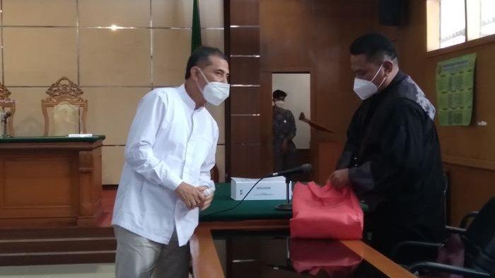Tak Merasa Korupsi, Ajay M Priatna eks Wali Kota Cimahi Lawan Putusan PN Banding, Dia Ajukan Banding