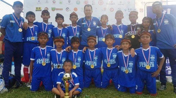 Menjaring Talenta Muda, PT PBB Berencana Tambah Akademi Persib