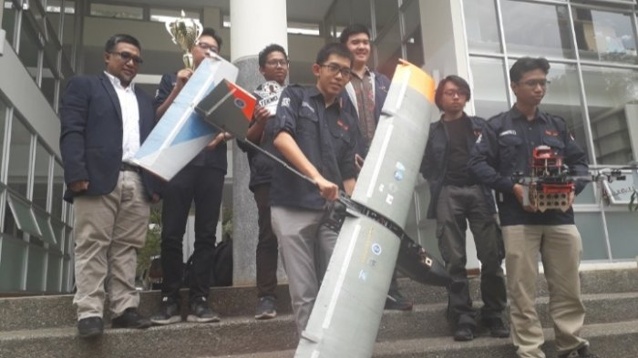 Aksantara ITB Raih Juara 2 Fixed Wing pada TUBITAK International UAV Competition 2018