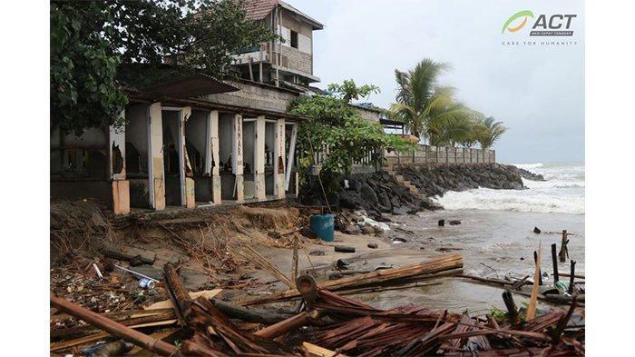Awal Mula Tsunami di Selat Sunda, 22 Desember 2018 Lalu Terungkap