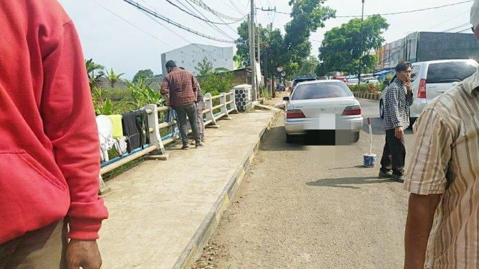 Sekeluarga jadi Korban Pencurian Modus Gembos Ban Mobil, Rp 28 Juta Raib, Sang Suami Sempat Mengejar