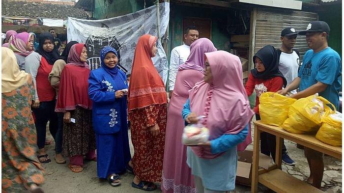 Komunitas Rumah Udunan di Bandung, Beri Makanan Gratis di Bulan Puasa Hingga Advokasi Orang Sakit