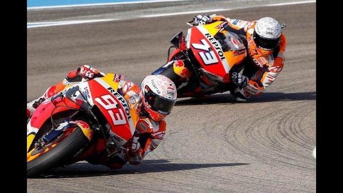 Daftar Susunan Pebalap MotoGP Musim Depan, Marc Marquez Punya Tandem Baru, Ada Tiga Rookie