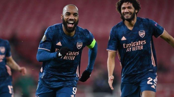 Hasil Arsenal Lawan Brighton, The Gunners Raih Kemenangan Dua Kali Beruntun di Liga Inggris