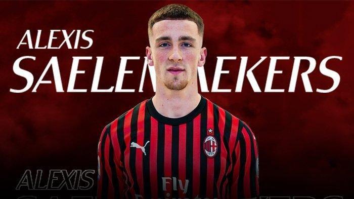 Profil Alexis Saelemaekers, Gelandang Muda AC Milan asal Belgia, Incar Scudetto, Bukan No 2 atau 3