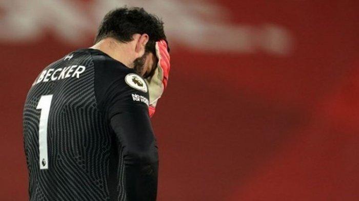 KALAH LAGI, Liverpool Makin Terpuruk