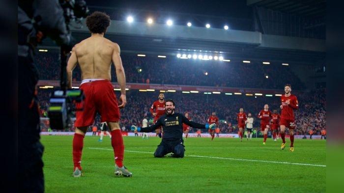 Saatnya Pendukung Liverpool Kembali Nyanyikan Chant We're Gonna Win The League