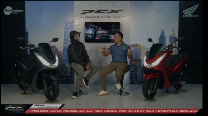 All New Honda PCX Resmi Diluncurkan Secara Virtual, Sudah Dinantikan Banyak Orang