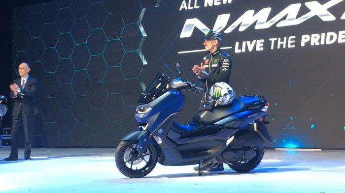Harga Yamaha NMAX Terbaru Rp 30 Jutaan, Ini Fitur-fitur Unggulannya