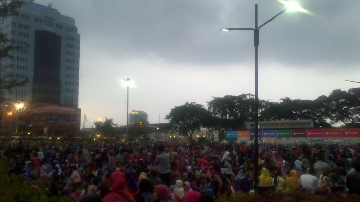 Viral Aksi Kawanan Copet di Alun-alun Bandung, Wakil Wali Kota Bandung; Modusnya Berbagai Macam