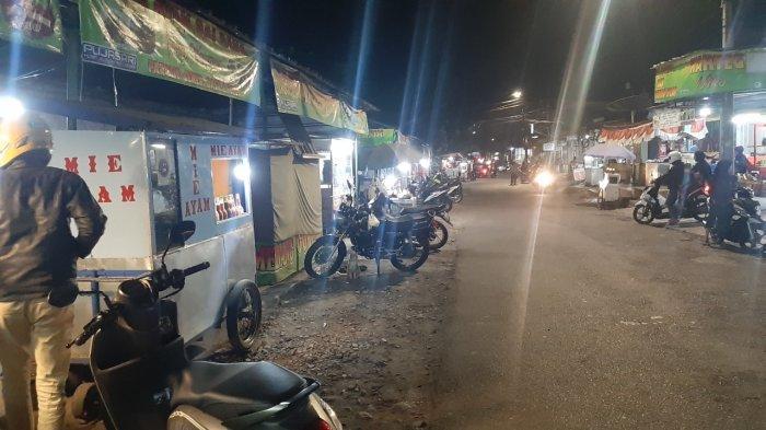Jajanan Malam di Kuliner Alun-alun Tanjungsari Sumedang,  Martabak hingga Keju, Ini Daftar Harganya