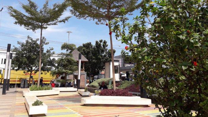 Segera Dibangun Alun-alun Rancasari di Margahayu Raya Kota Bandung, Begini Konsepnya