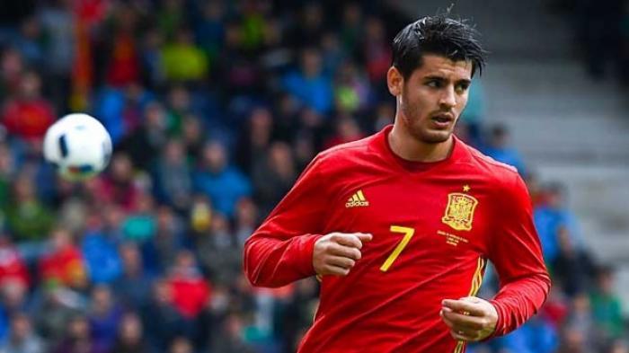 Hasil Kualifikasi Piala Dunia 2022, Gol Alvaro Morata Tidak Mampu Menangkan Timnas Spanyol