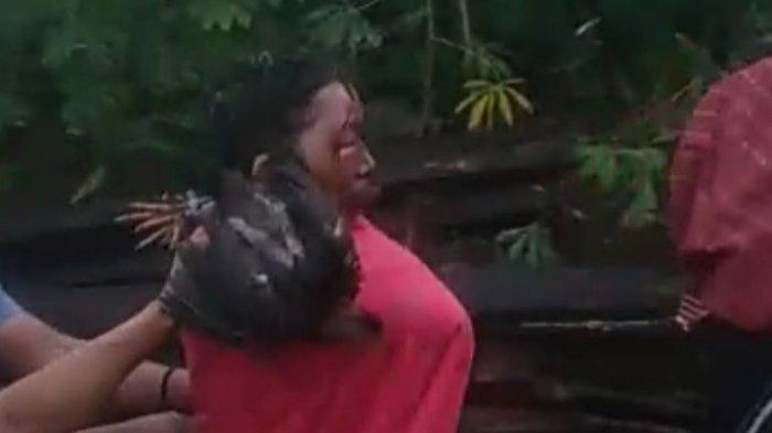 Maling Ayam Teman dan Malah Menggigit, AM Babak Belur Dihajar Massa, Kondisinya Kini Kritis