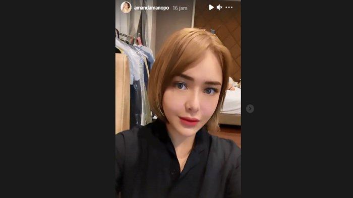 Amanda Manopo Jawab Netizen Kenapa Bibirnya Lebih Tebal di Tayangan Ikatan Cinta Beberapa Hari Lalu
