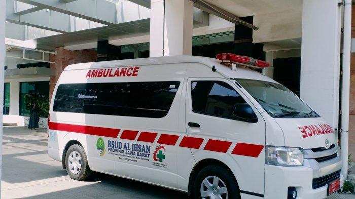 Viral Antrean Ambulans di RSUD Al Ihsan, RS Sebut Tiap Malam Ada 3 Ambulans Isi Pasien Covid-19