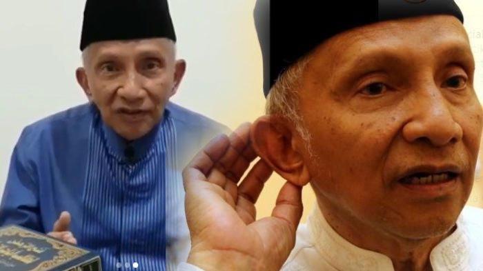 Di Usia Tua, Amien Rais Ditagih Politikus PDIP Jalan Kaki Yogya-Jakarta, Dewi Bicara Keras di Video