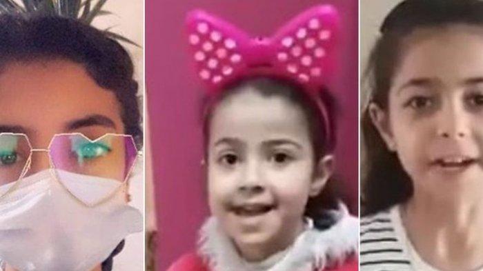 INNALILLAHI, Anak-anak Palestina Berumur 5-11 Tahun Itu Tewas karena Serangan Udara Israel