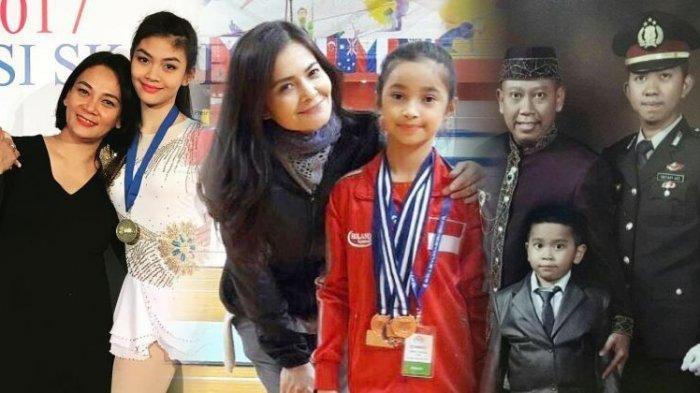 Tak Ikutan Ngartis Seperti Orangtuanya, 4 Anak Artis Ini Pilih Jalan Sendiri, Ada yang Jadi Atlet