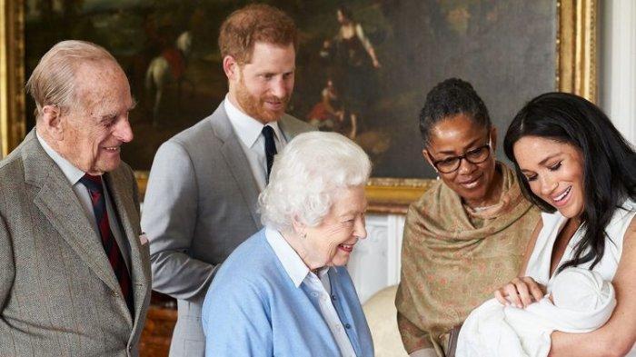 Anak Kedua Pasangan Pangeran Harry dan Meghan Markle Telah Lahir di Amerika, Ini Arti Namanya