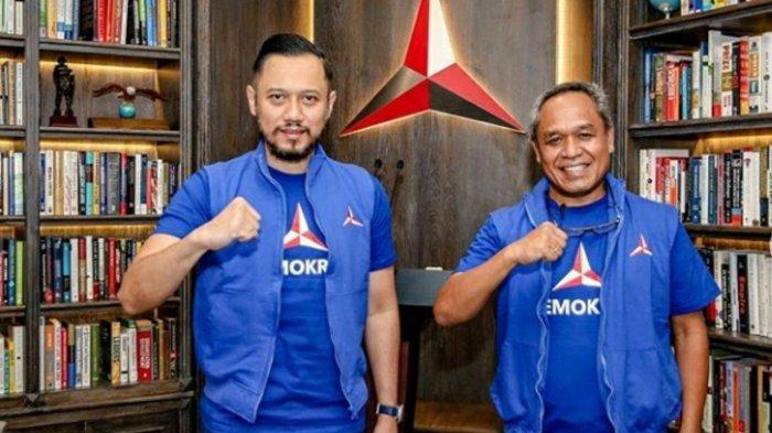 Anak SBY, Ketum Demokrat AHY menjelaskan bagaimana sosok Benny K Rahman.