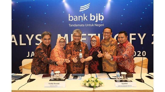 Kinerja Apik, Bank BJB Catat Laba Bersih Rp 1,56 Triliun Sepanjang 2019