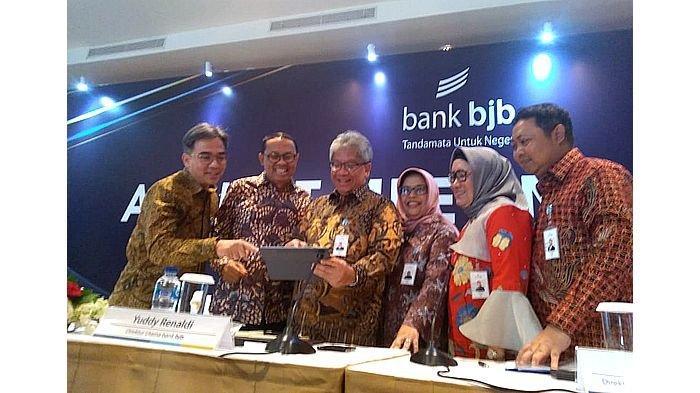 Triwulan III, bank bjb Catat Laba Bersih Rp 1,1 Triliun