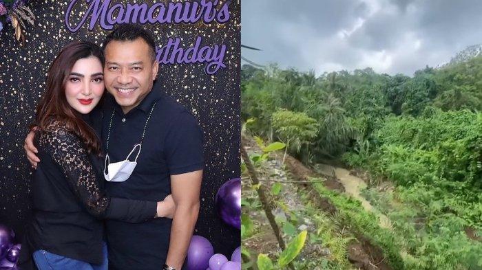 Intip Lokasi 30 Vila Bali Ashanty & Anang, di Tengah Pepohonan dan Sungai, Pembangunan Sudah Dimulai