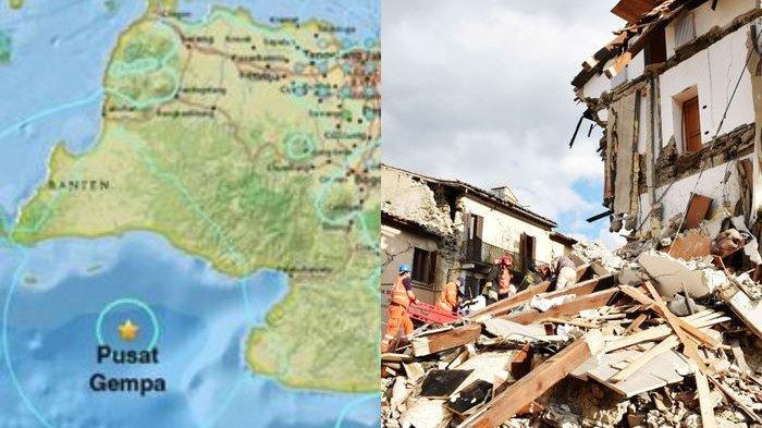 Penjelasan Ahli Mengenai Potensi Gempa Bumi Megathrust, Lokasi dan Waktu Tidak Bisa Dipastikan?