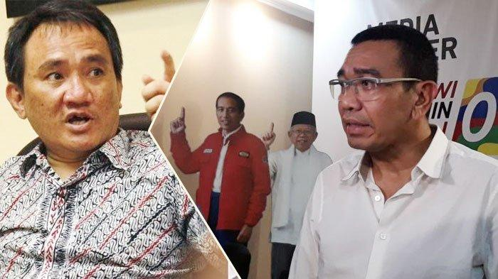 Andi Arief Ancam Geruduk, TKN Jokowi-Ma'ruf: Ditunggu Tak Ada, Datang Saja ke Rumah Saya Kasih Kopi
